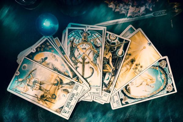 Tarot-Coaching: Rad des Schicksals